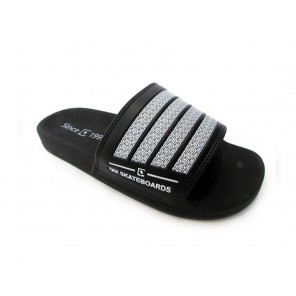 Chinelo Slide Qix Skateboards QXSL 0006 Masculino