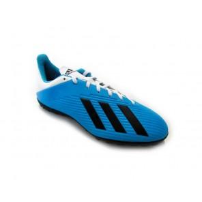 Chuteira Society Adidas X 19.4 TF Masculina